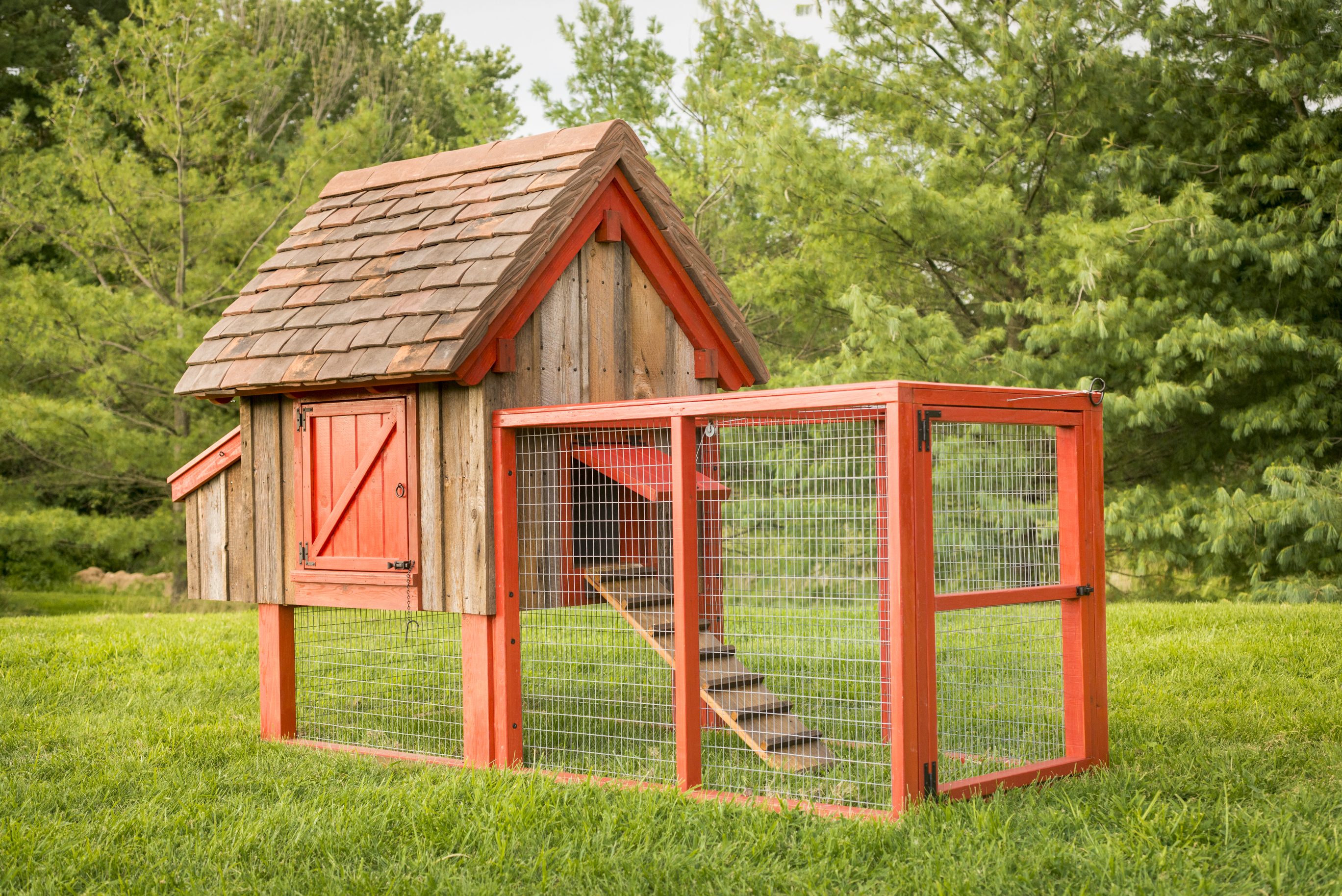Chicken House Farm chicken coop {old farm no. 1}: teracottage