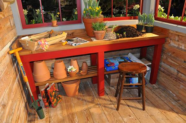Quot Fancy That Quot English Potting Shed Teracottage