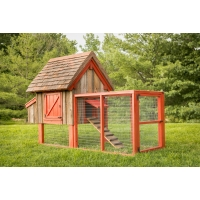 Chicken Coop       {Old Farm No. 1}
