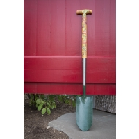 Garden Spade with Fine Art Painted Handle